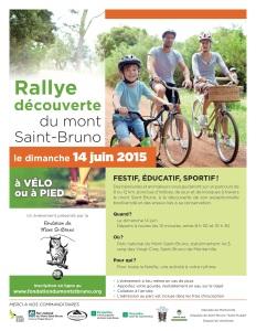 Rallye Découverte 2015